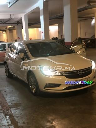 Voiture Opel Astra 2017 à casablanca  Diesel  - 6 chevaux