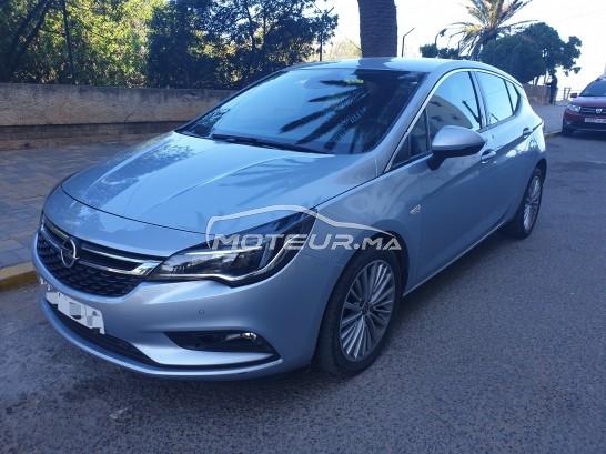 Voiture Opel Astra 2019 à casablanca  Diesel  - 6 chevaux