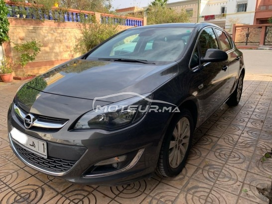 سيارة في المغرب OPEL Astra 1.7 - 337321