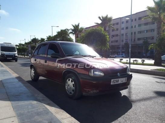 سيارة في المغرب أوبل كورسا - 228657