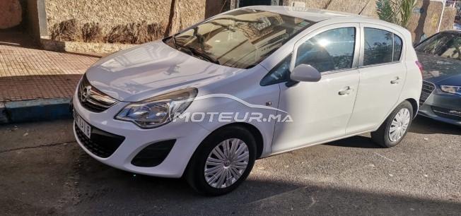 Voiture Opel Corsa 2012 à casablanca  Diesel  - 5 chevaux