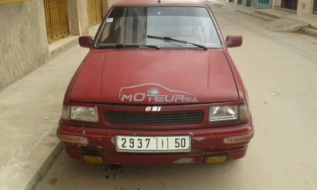 Voiture au Maroc OPEL Corsa - 173573
