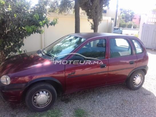 Voiture Opel Corsa 1997 à khemisset  Diesel  - 5 chevaux
