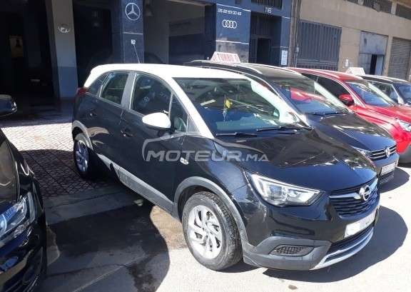 OPEL Crossland x 1.6 cdti 120 ch innovation occasion