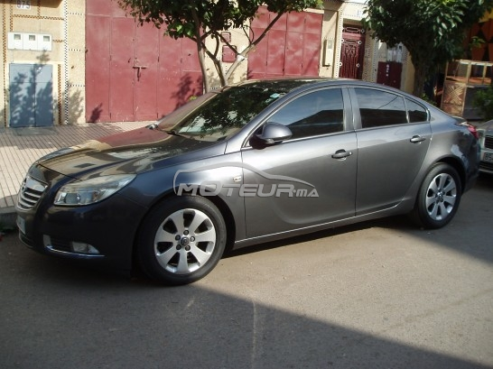 opel insignia occasion diesel maroc annonces voitures. Black Bedroom Furniture Sets. Home Design Ideas
