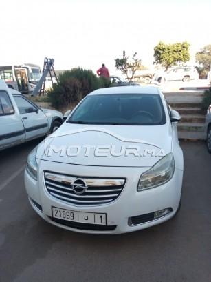 سيارة في المغرب أوبل ينسيجنيا - 230661