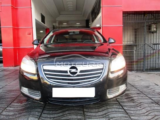 سيارة في المغرب OPEL Insignia Cdti - 263574