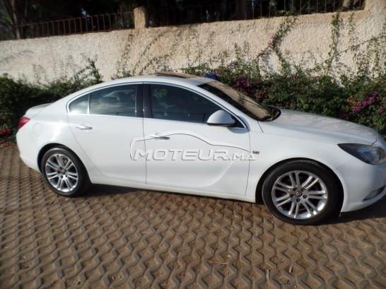 سيارة في المغرب أوبل ينسيجنيا 2.0 cdti - 229903