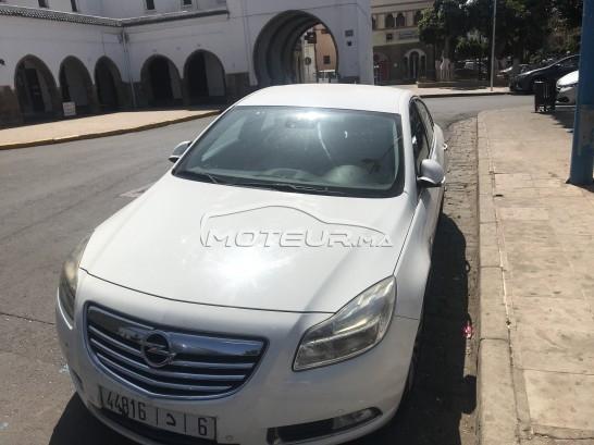 سيارة في المغرب أوبل ينسيجنيا - 231042