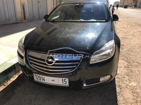 سيارة في المغرب أوبل ينسيجنيا - 227634