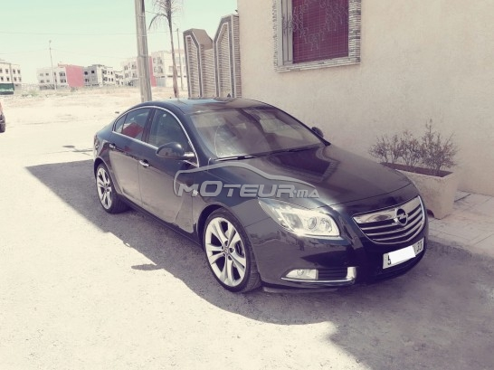 opel insignia 2010 diesel 157113 occasion agadir maroc. Black Bedroom Furniture Sets. Home Design Ideas