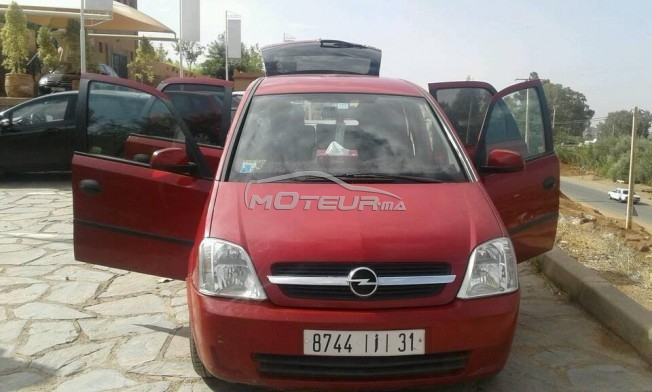 Voiture au Maroc OPEL Meriva - 140542