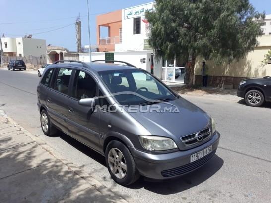 سيارة في المغرب أوبل زافيرا 7 places - 228653