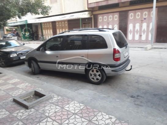 Voiture au Maroc OPEL Zafira 1.9l - 260112