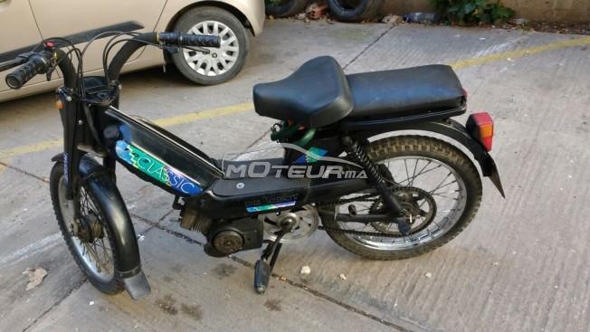 دراجة نارية في المغرب بيجو 103 - 207534