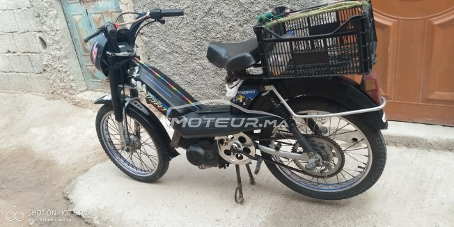 دراجة نارية في المغرب PEUGEOT 103 - 297375