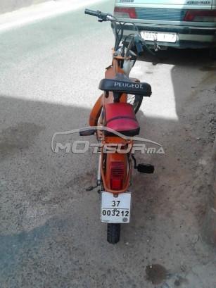 دراجة نارية في المغرب بيجو 103 - 185341
