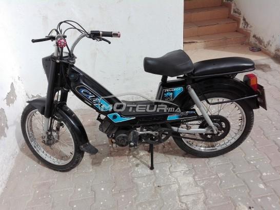 Moto au Maroc PEUGEOT 103 clip - 164044
