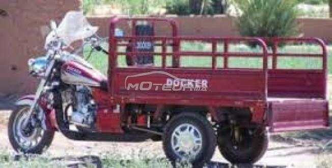 Moto au Maroc DOCKER Triporteur - 168119