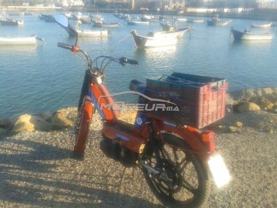 دراجة نارية في المغرب بيجو 103 - 144356