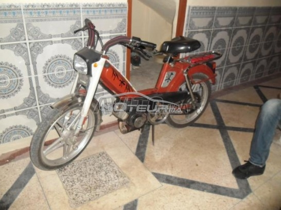 دراجة نارية في المغرب بيجو 103 - 163653