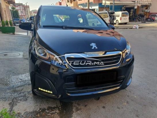 Acheter voiture occasion PEUGEOT 108 au Maroc - 294036