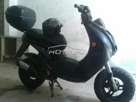 دراجة نارية في المغرب بيجو يليستار 50 - 137263