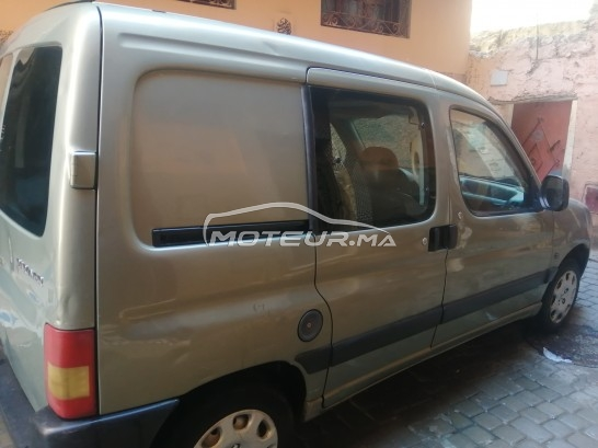 Voiture Peugeot Partner 2008 à marrakech  Diesel