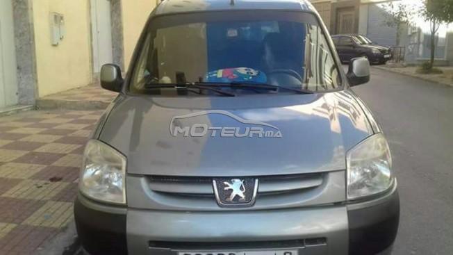 سيارة في المغرب بيجو بارتنير - 207180