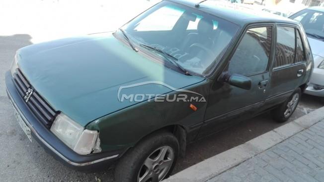 سيارة في المغرب PEUGEOT 205 - 250872