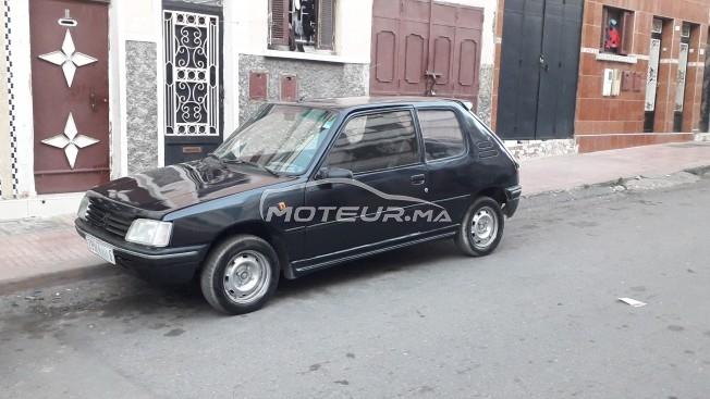 Voiture Peugeot 205 1986 à casablanca  Diesel  - 7 chevaux