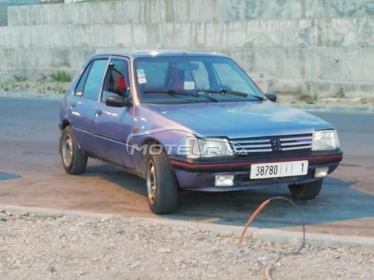 سيارة في المغرب PEUGEOT 205 - 251908