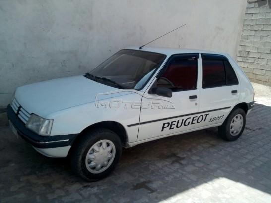 سيارة في المغرب بيجو 205 - 213739