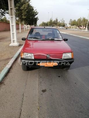 Voiture Peugeot 205 1987 à agadir  Essence  - 6 chevaux