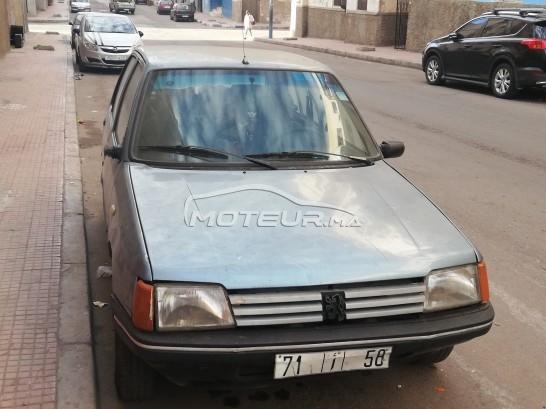 سيارة في المغرب PEUGEOT 205 - 263043