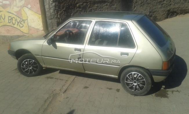 سيارة في المغرب PEUGEOT 205 - 254166
