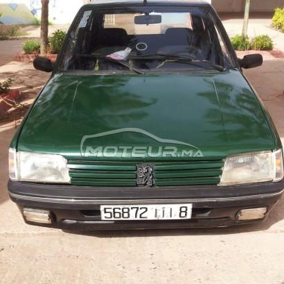 سيارة في المغرب بيجو 205 - 231796
