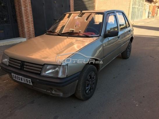 سيارة في المغرب بيجو 205 - 200063