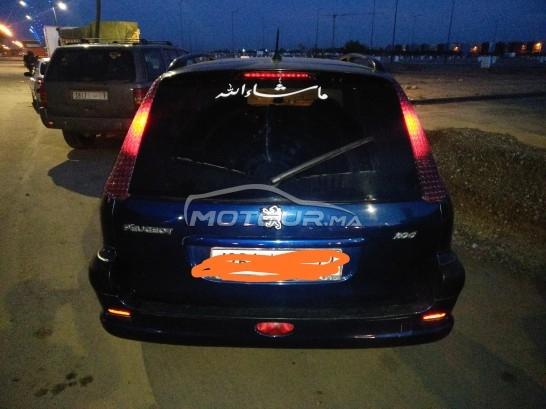 سيارة في المغرب PEUGEOT 206 - 260725