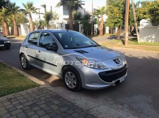 سيارة في المغرب PEUGEOT 206+ - 262693