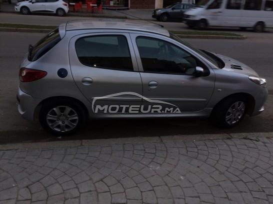 سيارة في المغرب PEUGEOT 206 - 253331