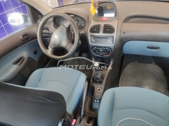 PEUGEOT 206 Hdi occasion 864032