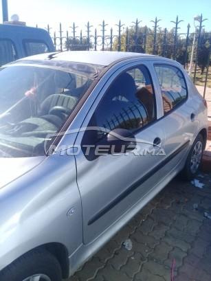 سيارة في المغرب PEUGEOT 206+ 1.1l - 256287
