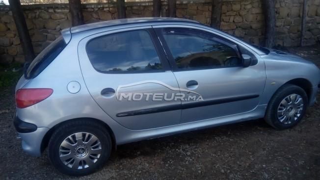 سيارة في المغرب PEUGEOT 206 - 264830