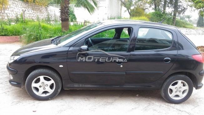 سيارة في المغرب بيجو 206 1.1 - 214985