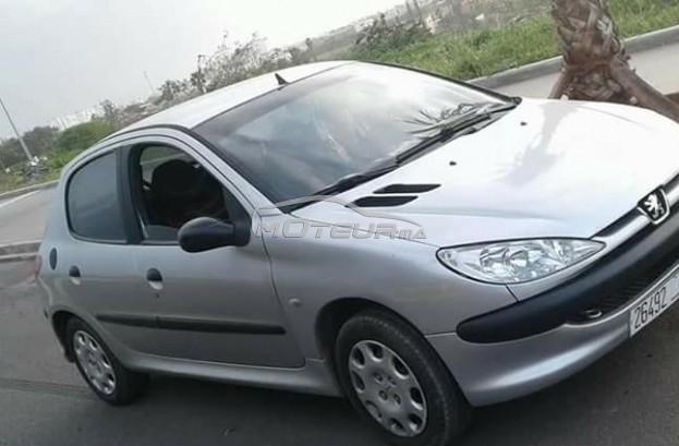 سيارة في المغرب بيجو 206 - 209107