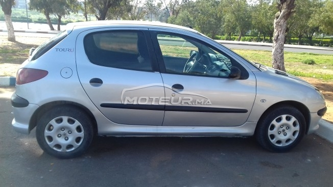 سيارة في المغرب PEUGEOT 206 1,4 hdi - 252449