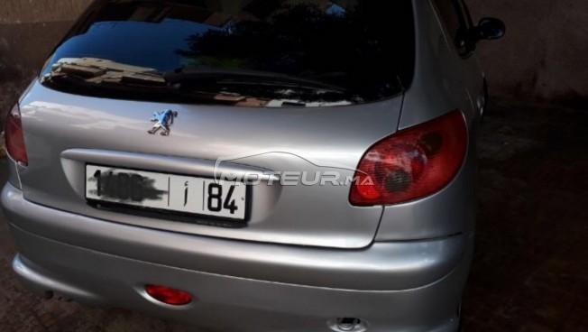 سيارة في المغرب PEUGEOT 206 Hdi - 253434