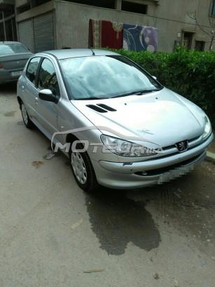 سيارة في المغرب بيجو 206 - 119588