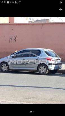 سيارة في المغرب PEUGEOT 206 - 260015